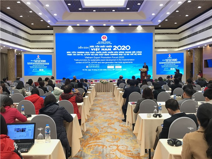 Xúc tiến thương mại: 'Bệ đỡ' nâng giá trị hàng xuất khẩu của Việt Nam