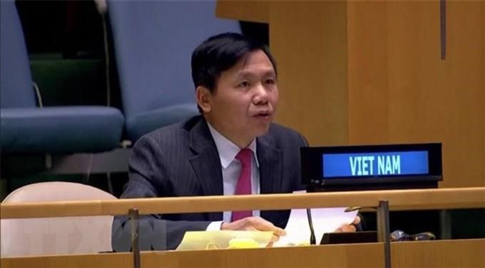 'Việt Nam hoàn thành tốt trách nhiệm tại Hội đồng Bảo an năm 2020'
