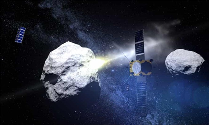 Những cột mốc chinh phục vũ trụ trong năm 2021