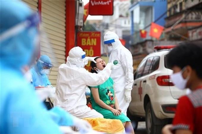2020 – một năm đầy biến động của Việt Nam trong đại dịch Covid-19