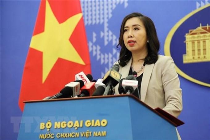Việt Nam lên tiếng việc Trung Quốc ra luật cho phép bắn tàu nước ngoài ở Biển Đông