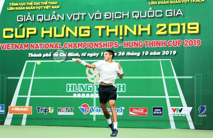 Quần vợt Việt Nam lên hương khi nhập tịch thành công tay vợt đẳng cấp thế giới