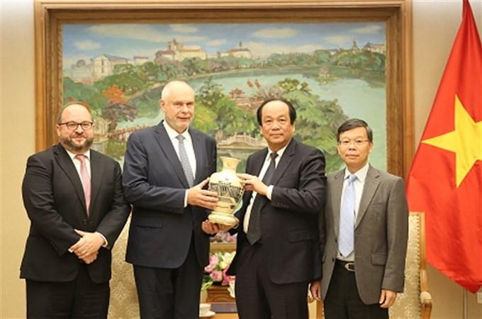 Việt Nam luôn tạo điều kiện thuận lợi cho nhà đầu tư