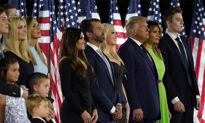 Tương lai chính trị của ông Donald Trump sẽ ra sao