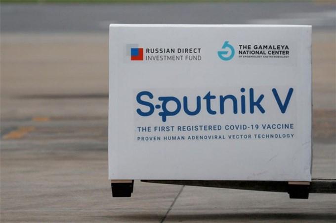 Nga mang lô vắc xin Sputnik V tặng Việt Nam