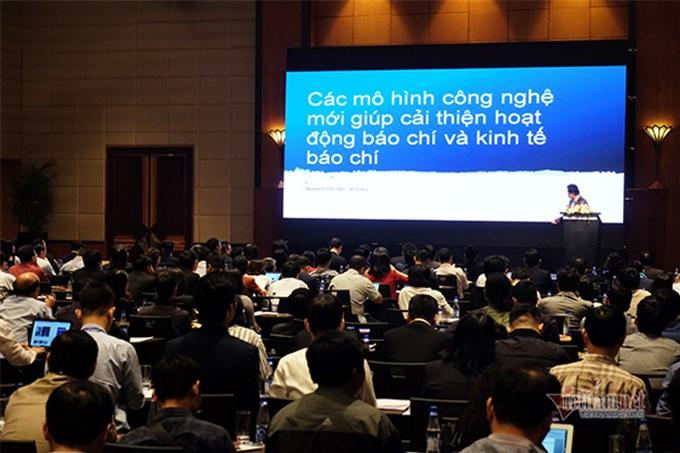 Báo chí và sứ mệnh khơi dậy khát vọng Việt Nam