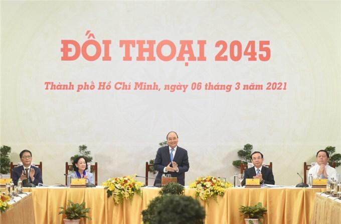 Đối thoại 2045: Hiện thực hóa khát vọng Việt Nam