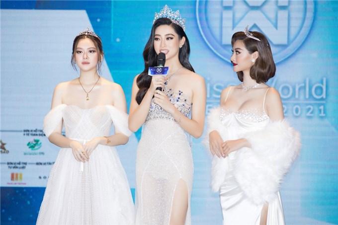 Hoa hậu Tiểu Vy, Hà Kiều Anh làm giám khảo cuộc thi Miss World Vietnam 2021