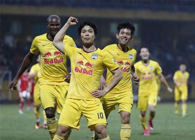 HAGL áp đảo giải thưởng giai đoạn đầu V-League 2021
