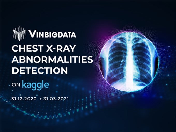 VinBigdata công bố 3 đội thắng cuộc thi ứng dụng AI trong phân tích hình ảnh y tế