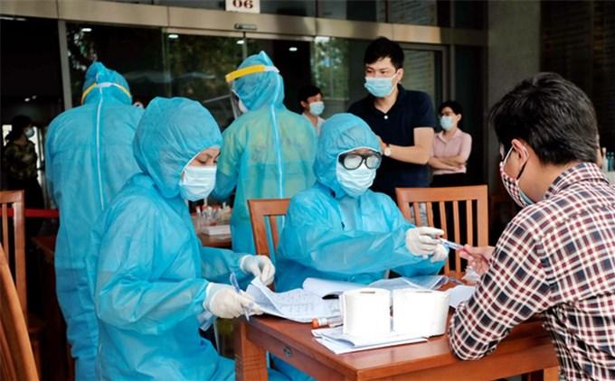 Tạm thời việc gộp mẫu xét nghiệm SARS-CoV-2