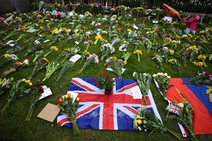 Điện chia buồn Hoàng thân Philip qua đời