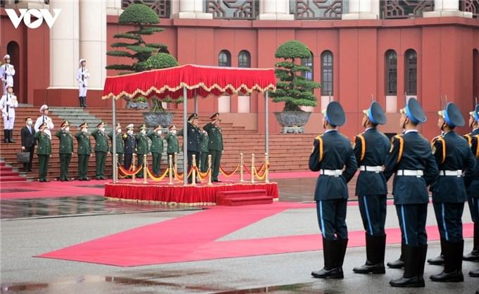 Bộ trưởng Quốc phòng Việt Nam - Trung Quốc thẳng thắn trao đổi về những vướng mắc hiện nay