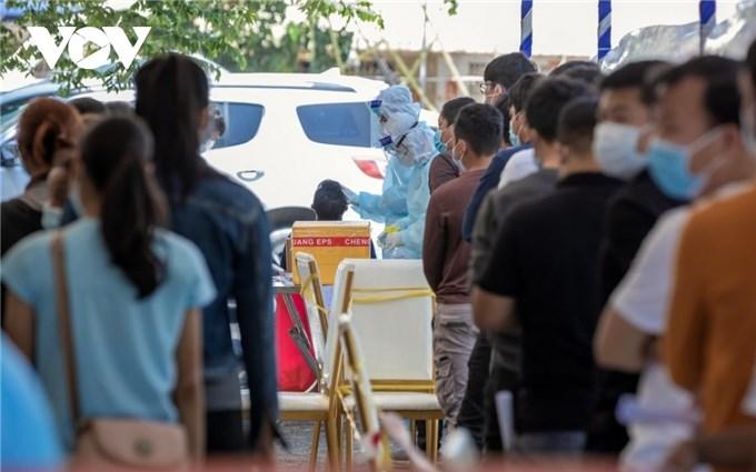 Covid-19 nóng lên ở Campuchia, nhiều người Việt nhập cảnh trái phép bị bắt
