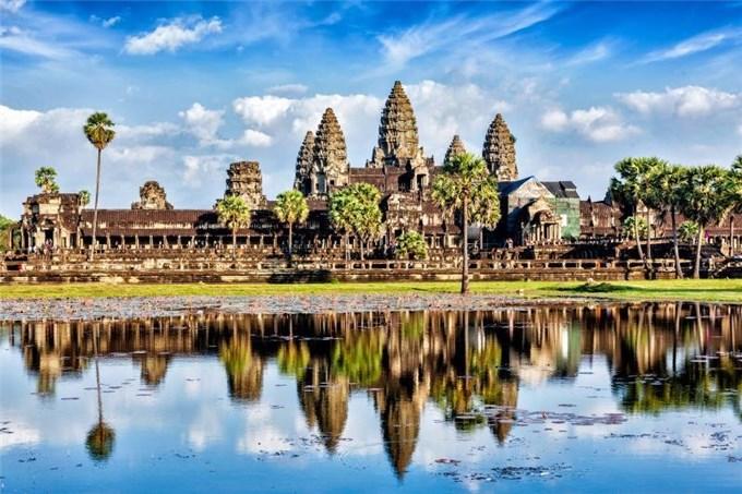 Những địa điểm du lịch nổi tiếng không thể bỏ qua khi đến Campuchia