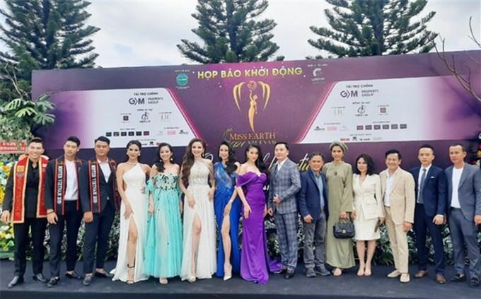 Lần đầu tiên tổ chức cuộc thi Hoa hậu Trái đất Việt Nam