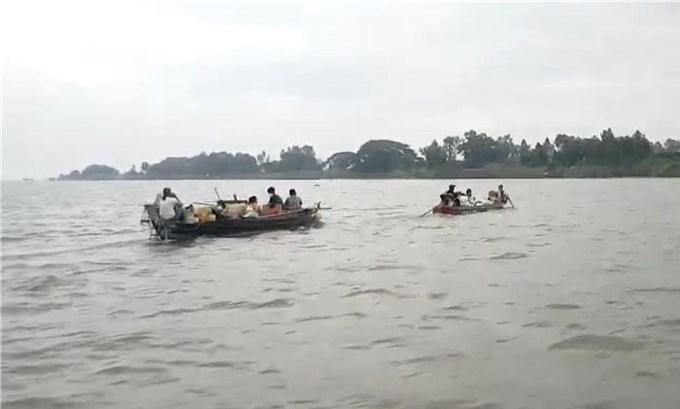 Chặn 27 người nhập cảnh trái phép từ Campuchia về Đồng Tháp