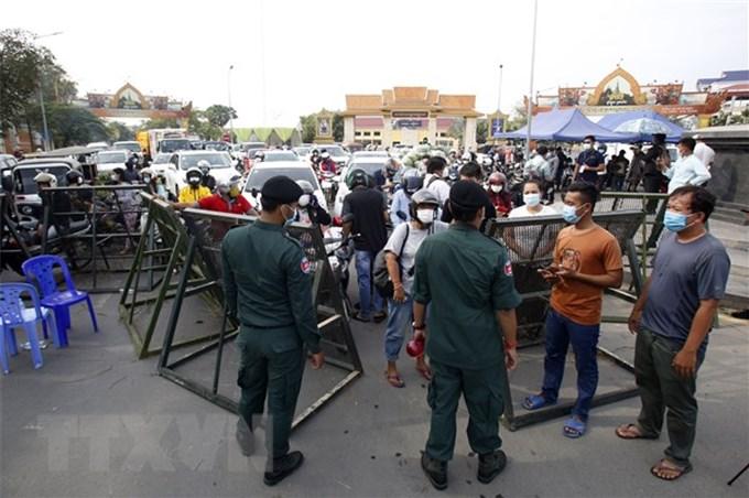 Campuchia yêu cầu ngừng thông tin kích động xã hội về tình hình dịch Covid-19
