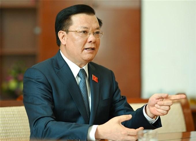 Bí thư Hà Nội Đinh Tiến Dũng: Xử lý nghiêm trường hợp cố tình vi phạm phòng dịch