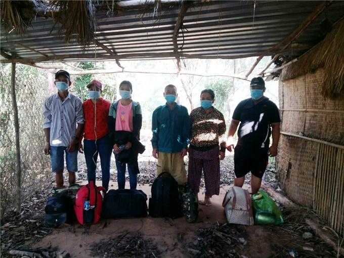 Kịp thời ngăn chặn 12 người chuẩn bị nhập cảnh trái phép vào Việt Nam