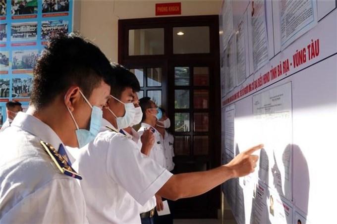 Bầu cử Quốc hội và HĐND: 12 tỉnh, thành phố thực hiện bầu cử sớm