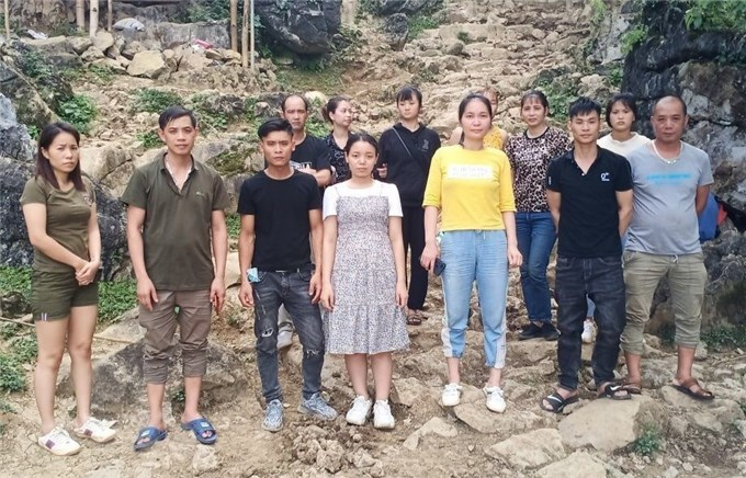 Dịch COVID-19: Cao Bằng ngăn chặn 38 công dân nhập cảnh trái phép
