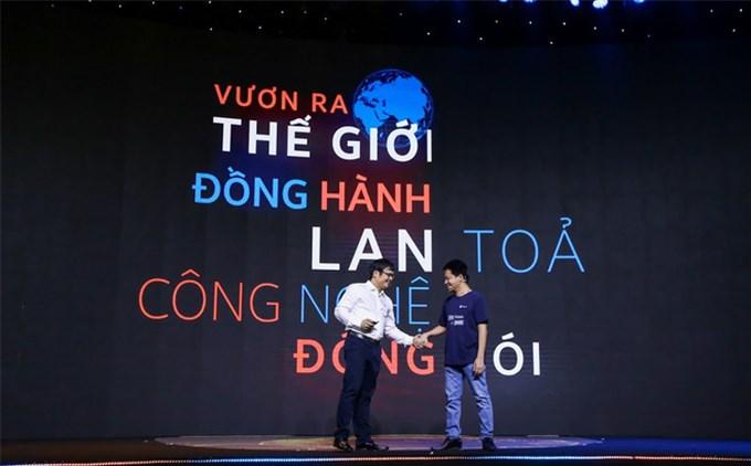 FPT Việt Nam nắm cổ phần chi phối trong Base Enterprise