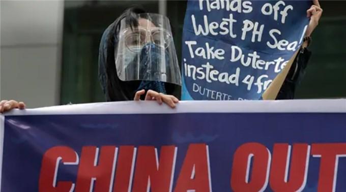 Gây hấn ở Biển Đông, Trung Quốc để mất Philippines