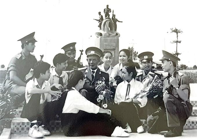 Người khai sinh cách đánh đặc công Việt Nam