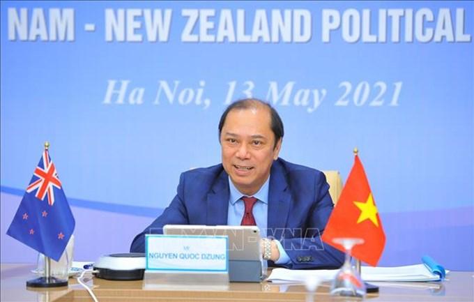 Việt Nam - New Zealand: Quan hệ hợp tác đang phát triển mạnh mẽ, ngày càng tin cậy