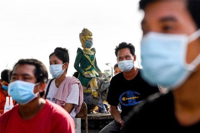COVID-19: Thủ đô Campuchia xem xét tái áp dụng lệnh giới nghiêm