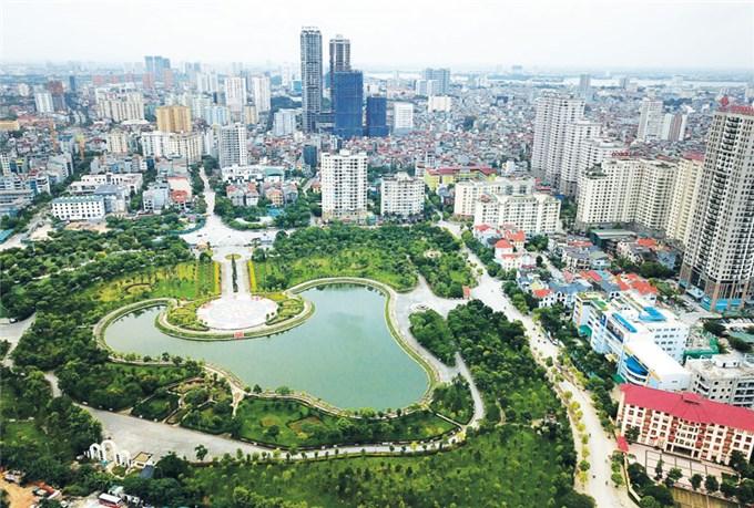 Hà Nội dự kiến tổng kết 10 năm về phát triển Thủ đô trước ngày 15/10