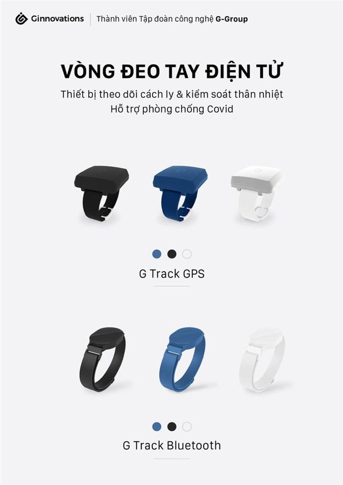 G-Group hoàn tất quá trình nghiên cứu và sẽ sản xuất vòng đeo tay điện tử vào tháng 6/2021