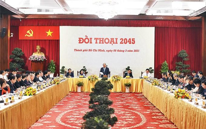 Để khát vọng Việt Nam hùng cường thành hiện thực!
