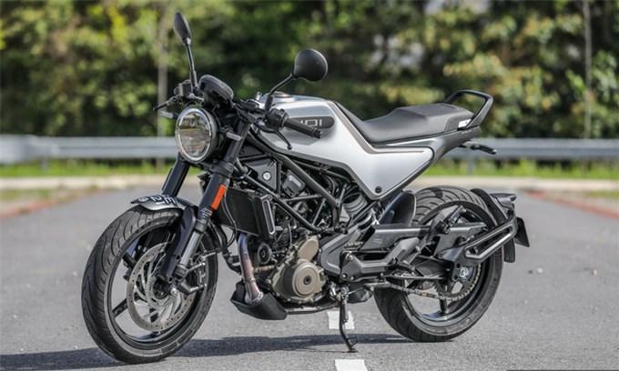 Husqvarna - hãng môtô Thụy Điển sắp vào Việt Nam