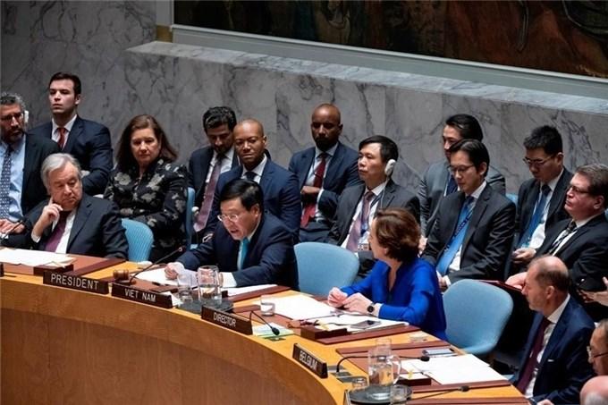 Hội đồng Bảo an sẽ giới thiệu Tổng thư ký Liên Hợp Quốc nhiệm kỳ kế tiếp trong tháng 6