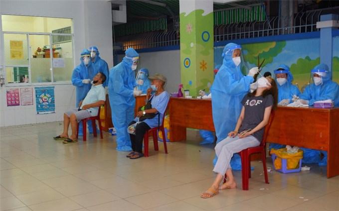 Chiều 3/6: Thêm 79 ca mắc COVID-19 trong nước tại Bắc Giang, Bắc Ninh, TP. Hồ Chí Minh