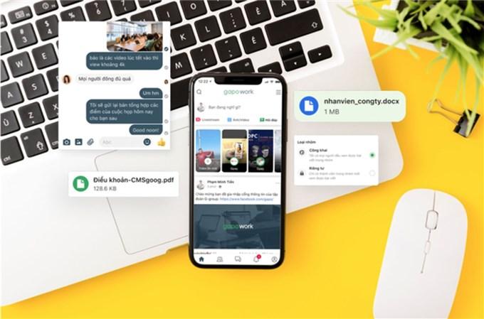 Nền tảng giao tiếp online 'made in Việt Nam' miễn phí cho doanh nghiệp làm việc từ xa