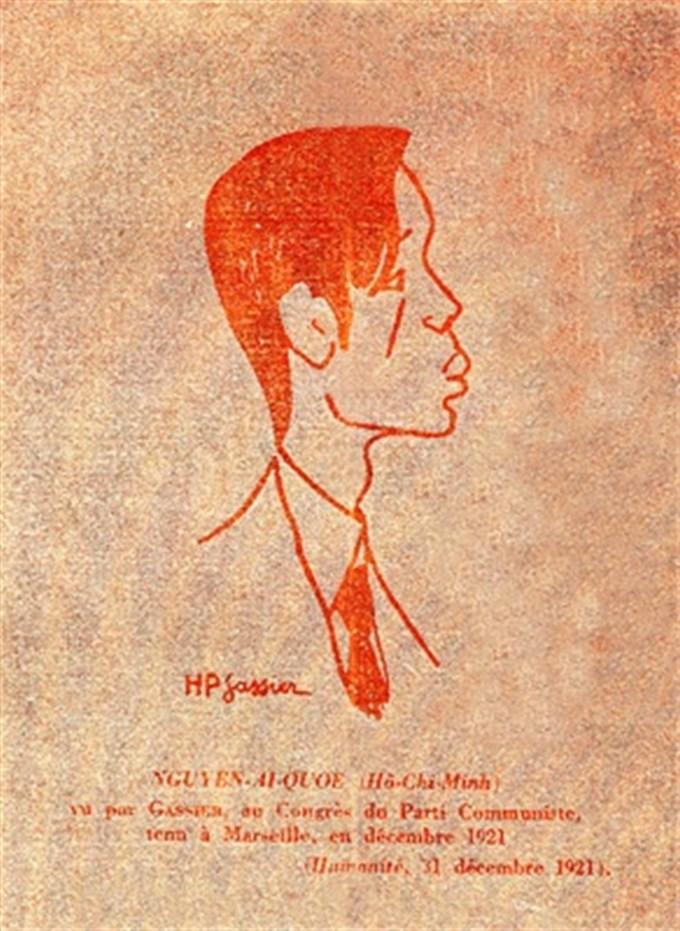 Những dấu ấn của Lãnh tụ Nguyễn Ái Quốc ở Pháp