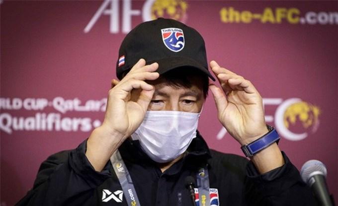 HLV trưởng tuyển Indonesia: 'Tôi tin có thể thắng Việt Nam nếu tiếp tục chơi tốt