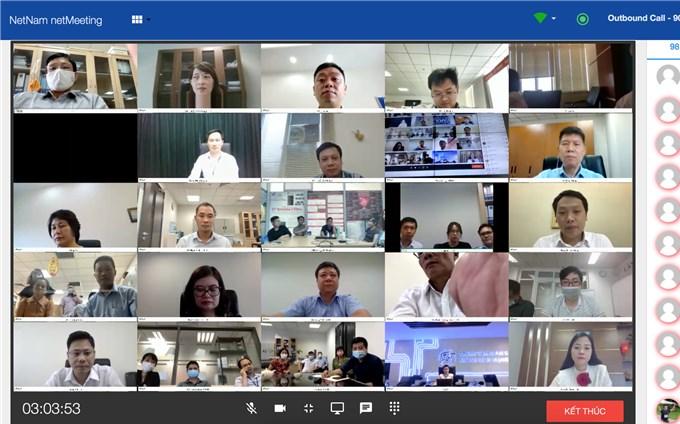 netMeeting: Giải pháp chuyên biệt đáp ứng trải nghiệm họp trực tuyến chất lượng cao