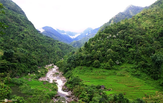 American newspaper introduced Lao Cai as a natural wonder