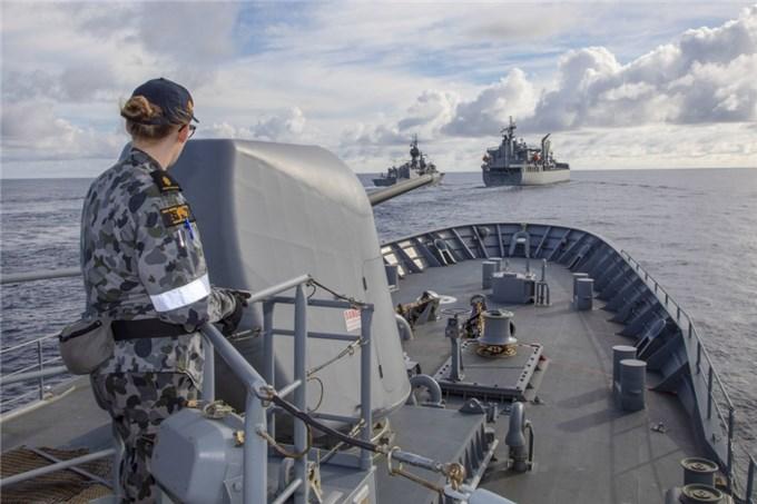 Australia và Ấn Độ không thể thờ ơ với Biển Đông