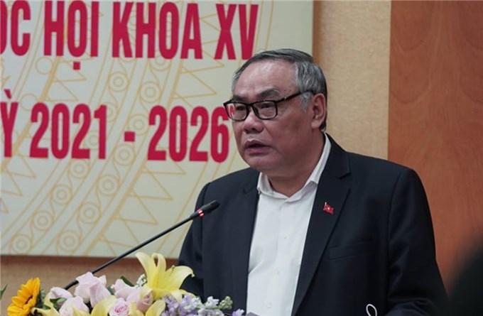 Tăng đại biểu chuyên trách khóa XV, quyết tâm đổi mới hoạt động Quốc hội