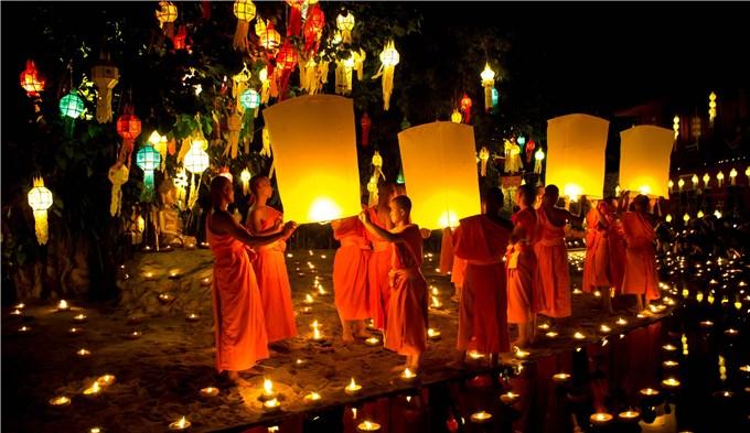 Thiêng liêng lễ hội Lễ hội đêm Thành cổ Quảng Trị