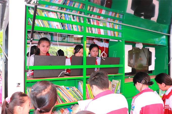 Hà Giang: Mang ánh sáng tri thức tới người dân
