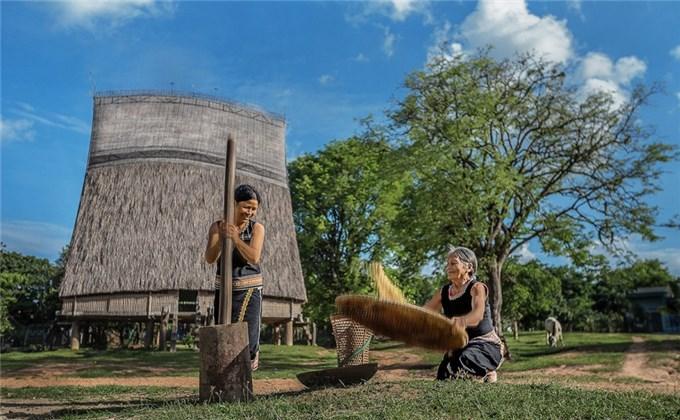 Độc đáo bản sắc Tây Nguyên ở Kon Tum