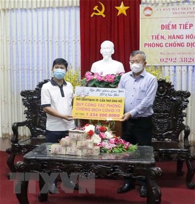 Cà Mau, Khánh Hòa góp sức cùng cả nước phòng, chống dịch COVID-19