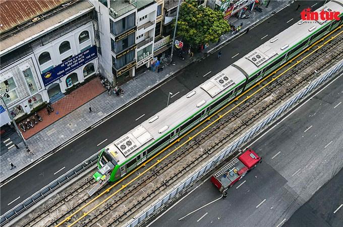 Bộ GTVT: Tư vấn Pháp đã cấp chứng nhận an toàn cho đường sắt Cát Linh - Hà Đông