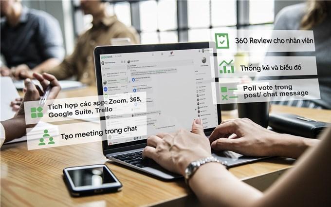 GapoWork hướng đến việc xây dựng văn hoá doanh nghiệp